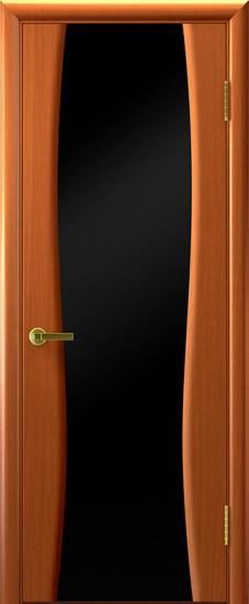Дверь межкомнатная Диадема 2 Темный анегри
